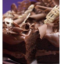 Cadbury Family Chocolate Cake