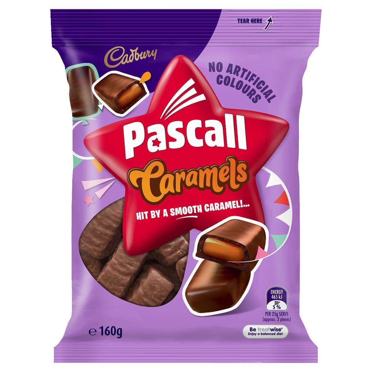 Cadbury Caramels 160g