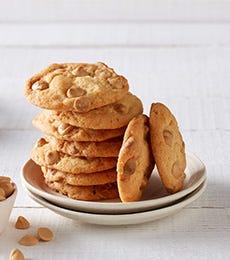 Caramilk Choc Chip Cookies