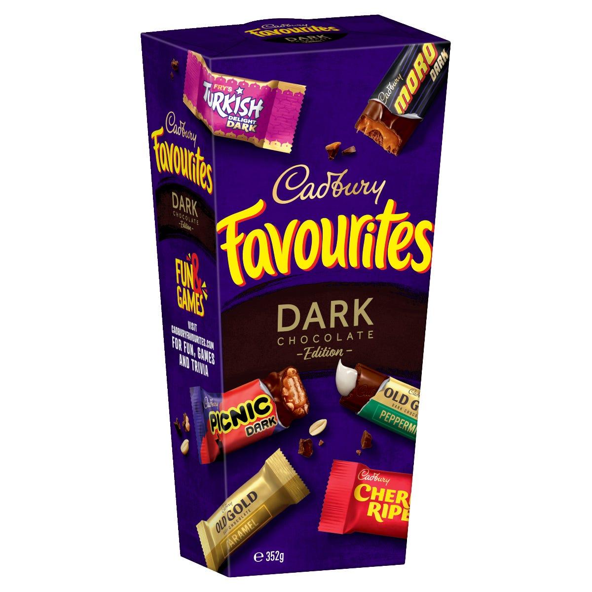 Cadbury Favourites 320g