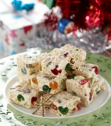 Chocolate White Christmas