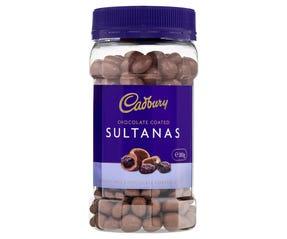 Cadbury Sultanas 380g