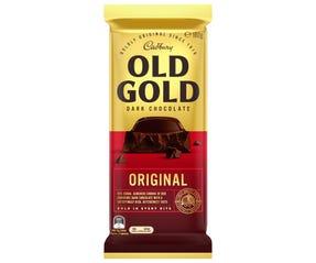 Cadbury Old Gold Dark Chocolate Original 180g