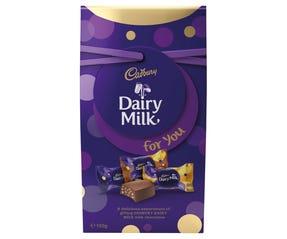 Cadbury Dairy Milk Chocolate Gift Bag 150g