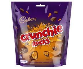 Cadbury Crunchie Rocks 135g