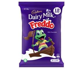 Cadbury Dairy Milk Freddo 12 Pack 144g