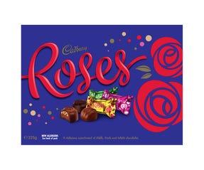 Cadbury Roses Chocolate Gift Box 225g