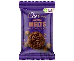 Cadbury Baking Dark Chocolate Melts 225g