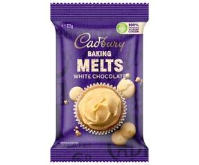 Cadbury Baking White Chocolate Melts 225g