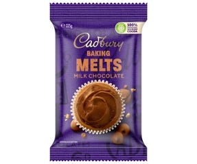Cadbury Baking Milk Chocolate Melts 225g