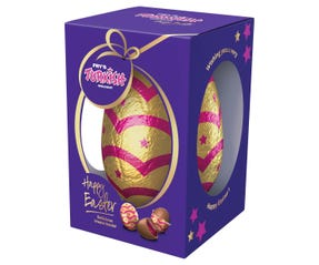 Cadbury Turkish Delight Egg Gift Box 410g