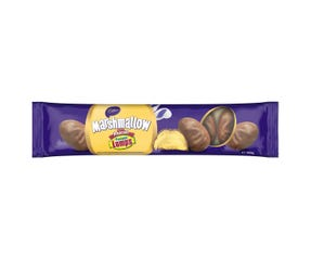 Cadbury Marshmallow Pascall Pineapple Lumps 150g