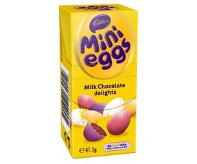 Cadbury Mini Eggs Carton 41.5g