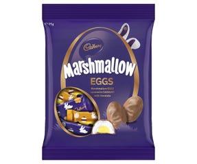 Cadbury Marshmallow Eggs Milk Chocolate 175g