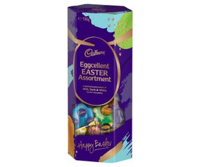 Cadbury Eggcellent Easter Assortment Gift Box 530g
