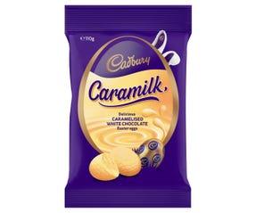 Cadbury Caramilk Easter Egg Bag 110g