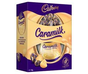 Cadbury Caramilk Egg Gift Box 150g