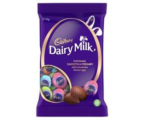 Cadbury Dairy Milk Egg Bag 114g