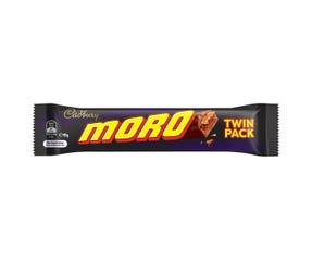 Cadbury Moro chocolate bar Twin Pack 85g