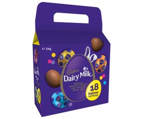 Cadbury Dairy Milk Carry Pack 306g
