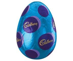 Cadbury Dairy Milk Hollow Egg 50g