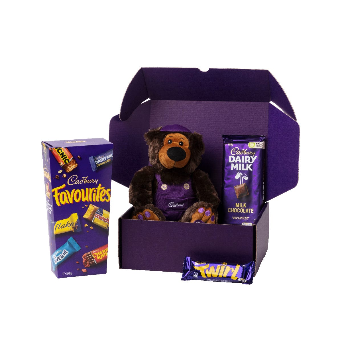 Cadbury Favourites Fun Gift Pack