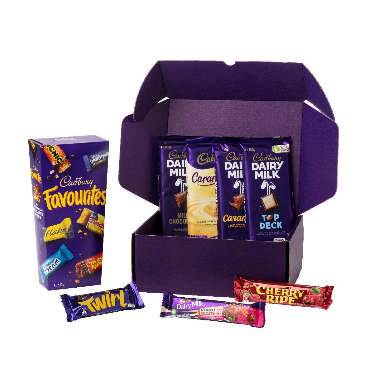 Cadbury Favourites Chocablock Hamper